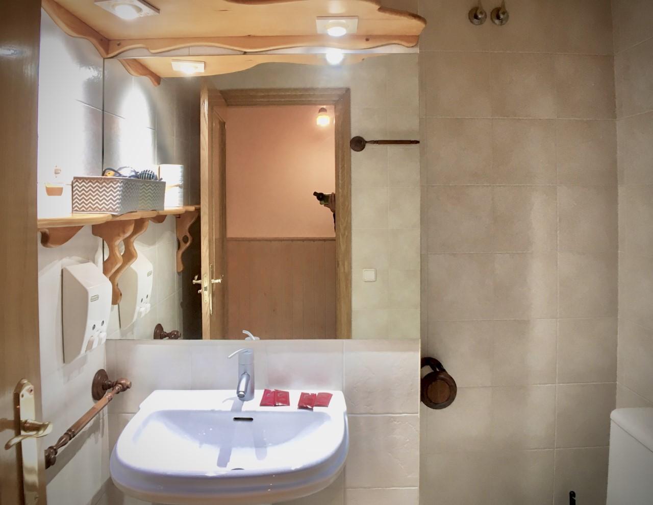 Lavabo habitación doble matrimonio